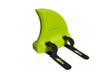 Lime Green Shark Fin