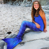 Ocean Deep Mermaid Tail and monofin bundle set
