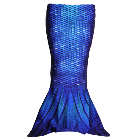 Toddler Mermaid Tail - Ocean Deep