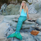 Siren Green Mermaid Tails