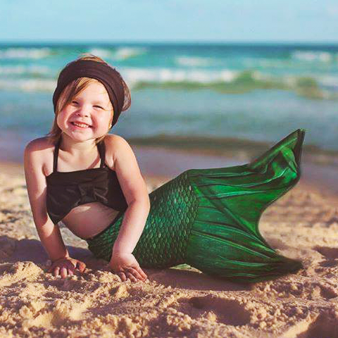 Toddler Sized Mermaid Tails Sun Tail Mermaid Tails