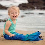 Blue Lagoon Toddler Mermaid Tail