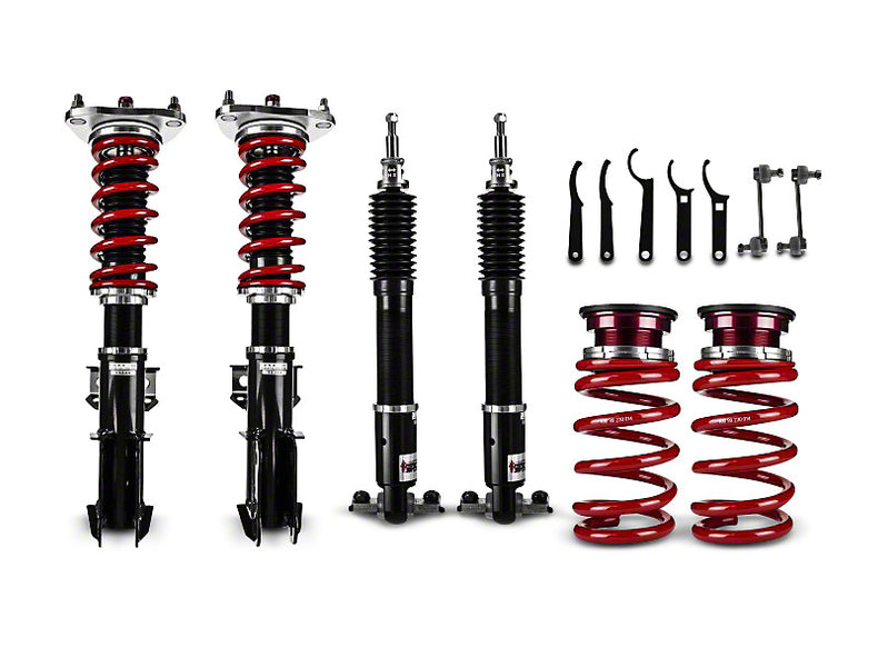 The Illusive Coilovers Noise - Mustang Pedders Extreme XA Coilovers