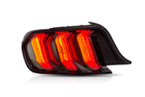 ExoticPonyMods 2015-2020 Mustang 7-mode sequential taillight SMOKED BLACK
