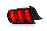 ExoticPonyMods 2015-2020 Mustang 7-mode sequential taillight RED