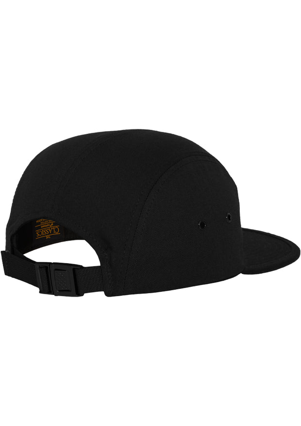 Fakie 5 Panel | Black