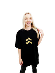 The J Tall T | Black
