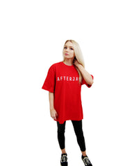 The OJ Tall T | Red
