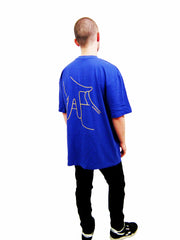 The J Tall T | Blue