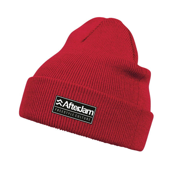 Roast Beef Beanie | Red