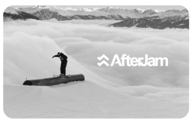 AfterJam Gift Card