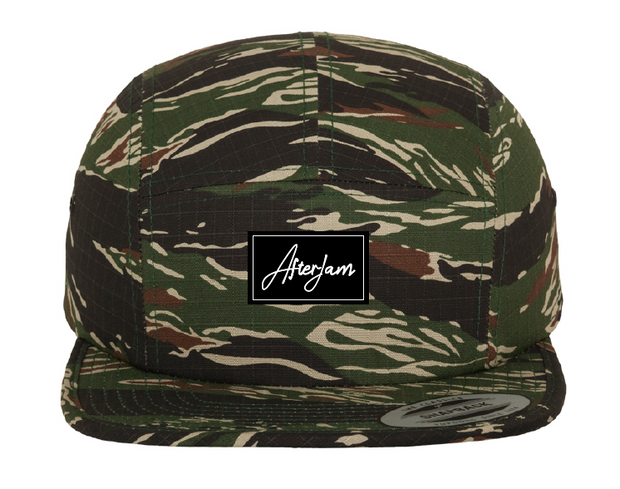 Scripted 5 Panel | Camo