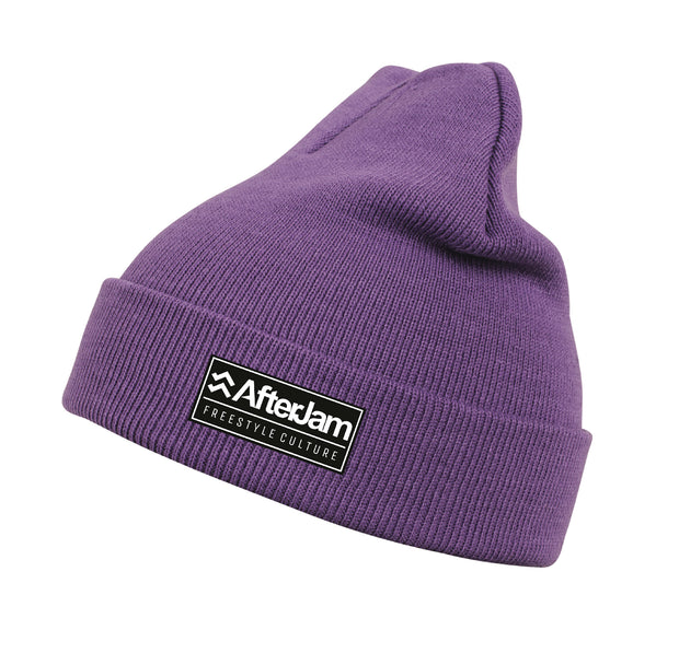 Roast Beef Beanie | Purple