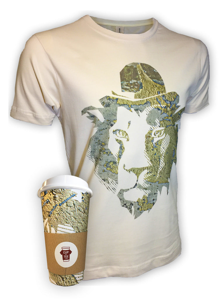 Cracked, Limited Edition, Cup & Tee