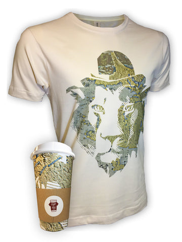 Cracked, Limited Edition, Cup & Tee unusual gift