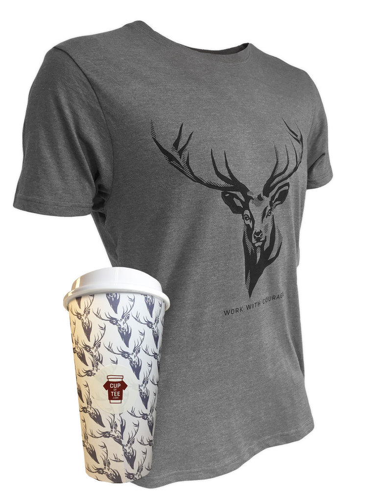 Stag Cup of Tee