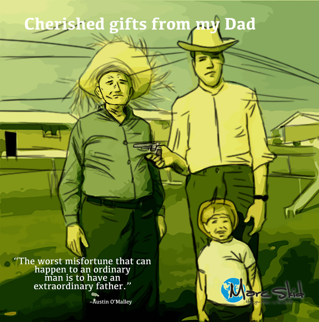 Cherished gifts from my dad: A Father's Day tribute