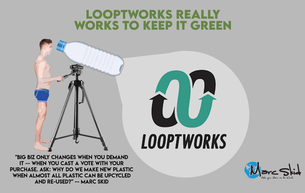 Looptworks Really Works To Keep It Green