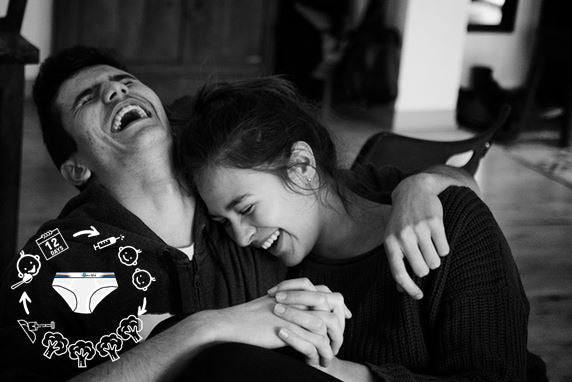 Yes, laughing is actually good for you. Here's why.