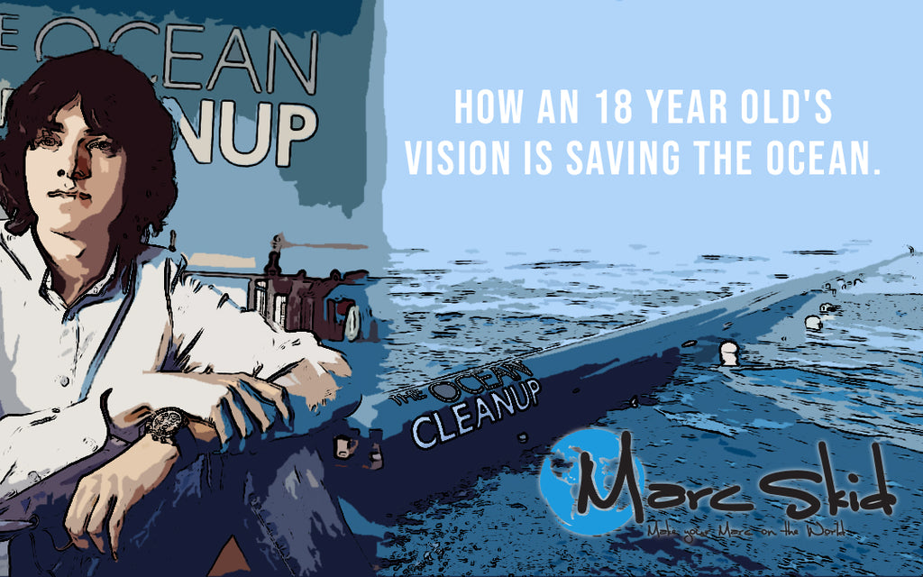 How an 18-year-old's vision is saving the ocean