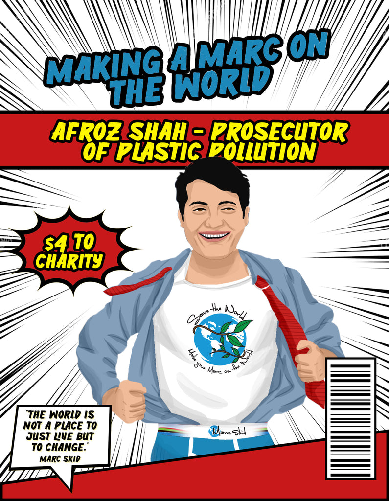 Afroz Shah - Prosecutor of Plastic Pollution