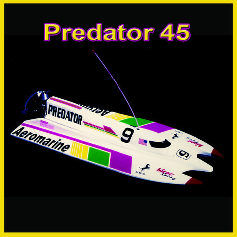 Predator 45 OPC Tunnel