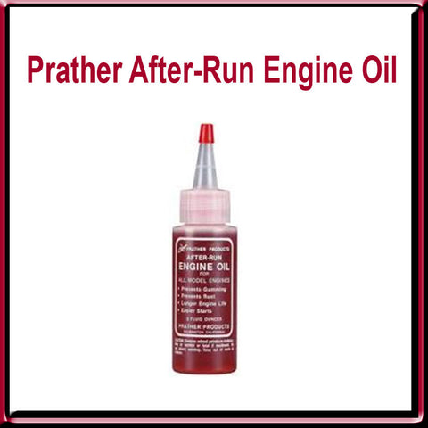 Prather After-Run Engine Oil