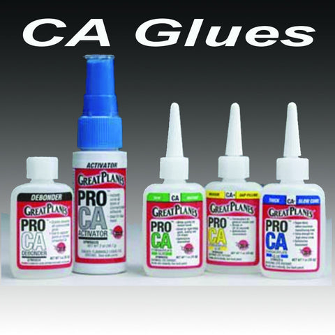 CA- Glues