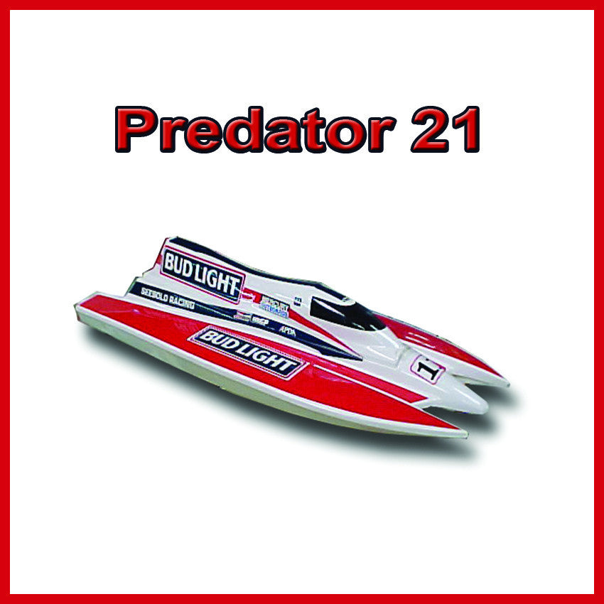 Predator 21 OPC Tunnel
