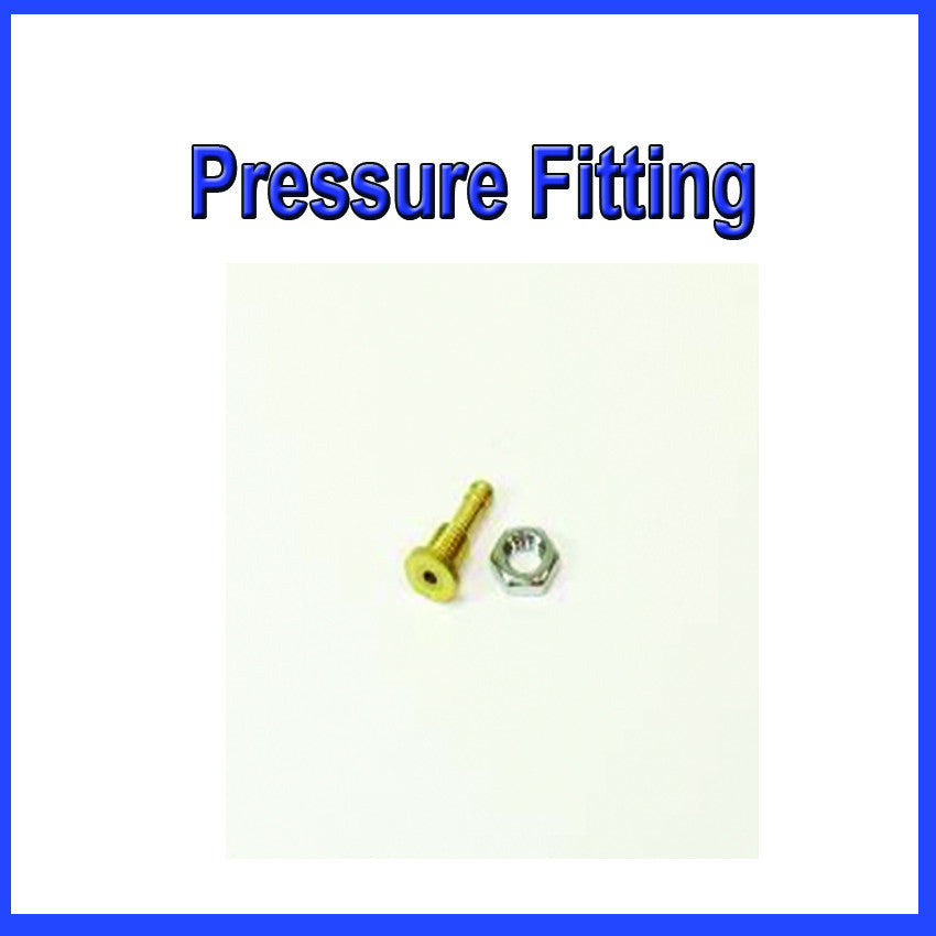 Thin Wall Pressure Fitting