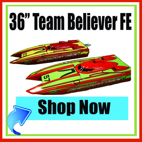 Team Believer 36""