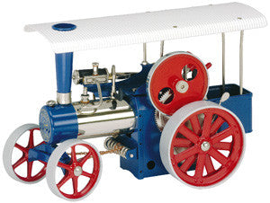Wilesco D405 Traction Engine