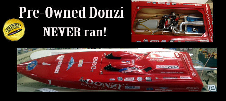 Donzi 45 Pre-Owned