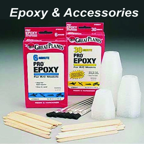 Great Planes Pro Epoxy 9 oz