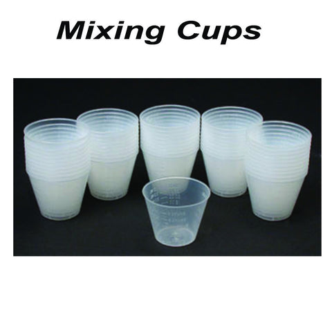 1 oz. Mixing Cups (50 pcs)