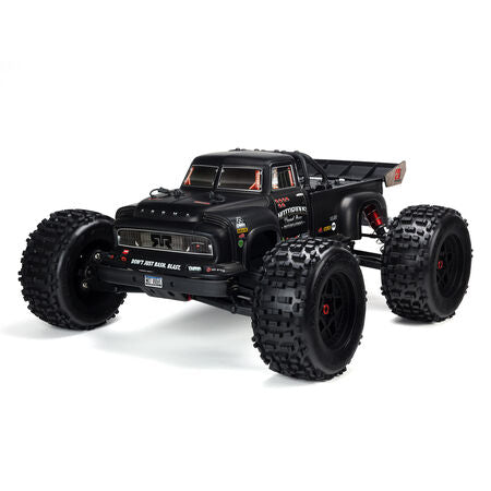 Arrma 1/8 NOTORIOUS 6S v5 4WD BLX Stunt Truck