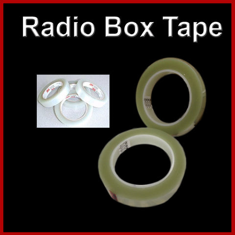 Radio Box Tape #6026