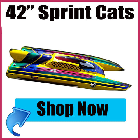 "42"" Sprint Cat Series"
