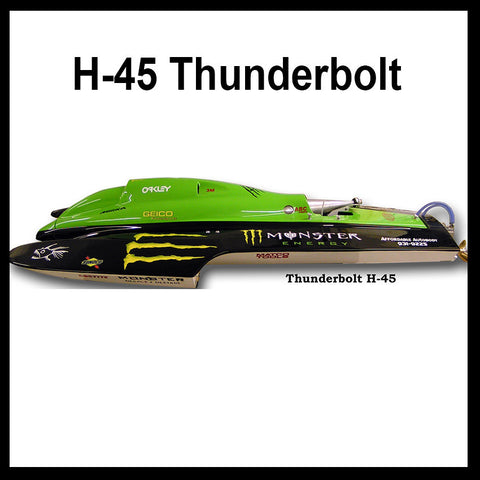 H-45 Thunderbolt Hydro Hatch only