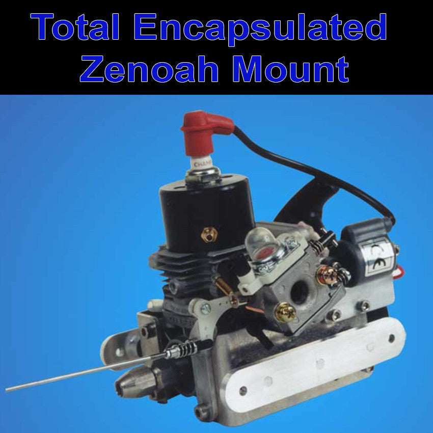 Zenoah Engine Mount