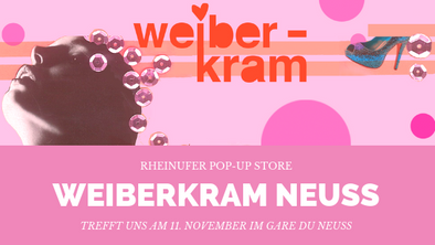 Rheinufer beim Weiberkram in Neuss am 11. November 2018