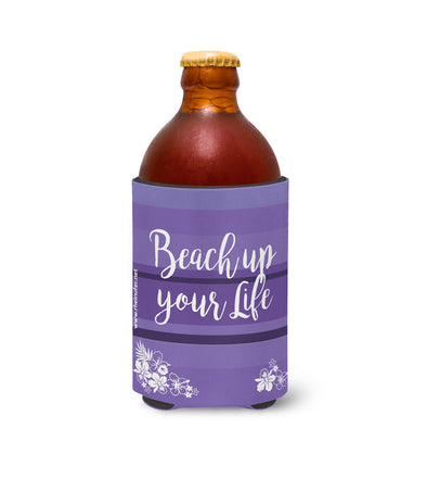 Beach up your Life Stubby Violett -