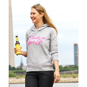 Beach up your Life Hoodie Damen -