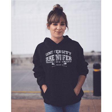 University of Rheinufer Hoodie Damen -