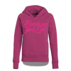 Beach up your Life Hoodie Damen - XXL / Pink