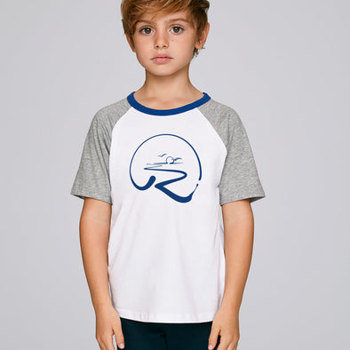 Rheinufer Baseball Logo Shirt Kinder