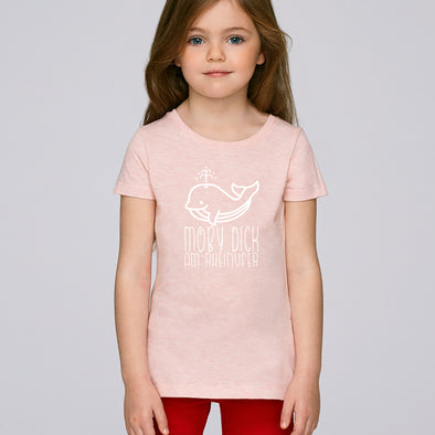 Moby Dick am Rheinufer T-Shirt Kinder