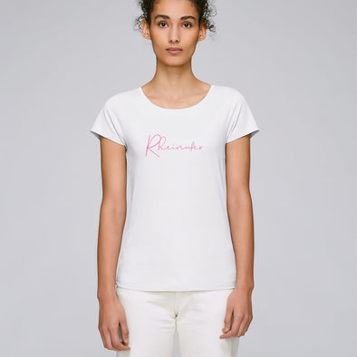 Fine Rheinufer Fitted T-Shirt Damen