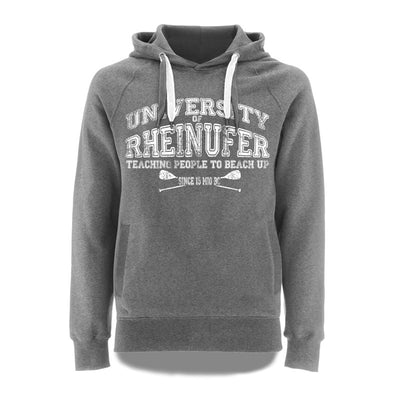 University of Rheinufer Hoodie Herren - Grau / XS