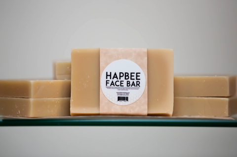 HAPBEE VEGAN FACE BAR